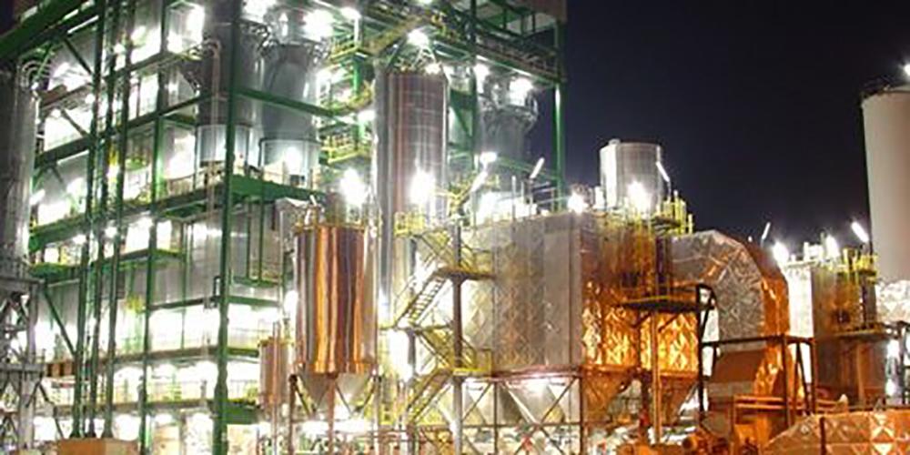 INDUSTRIE GRUPPO MARCEGAGLIA Lavori di meccanica industriale presso gli impianti di Cutro (KR)